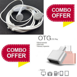 samsung earphone with otg usb