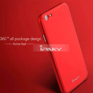Ipaky 360 for Vivo V5 front and back cover with tempered glass