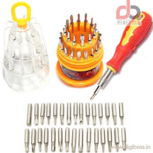 Magnetic Screw Driver Toolkit 31 Peace set Pocket size