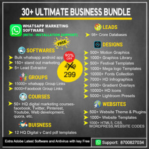whatsapp bulk sender bundle